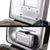 Stainless Steel 19 In 1 Bread Maker w/ Fruit and Nut Dispenser
