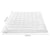 Super King Size Merino Wool Duvet Quilt- White