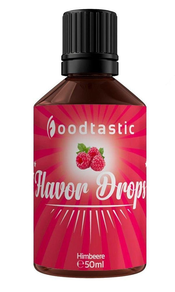 Flavor Drops 50ml Himbeere