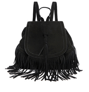 Ana Tassel Backpack