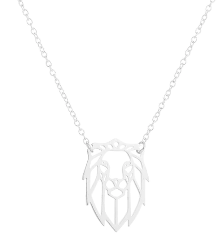 Leo Lion Necklace