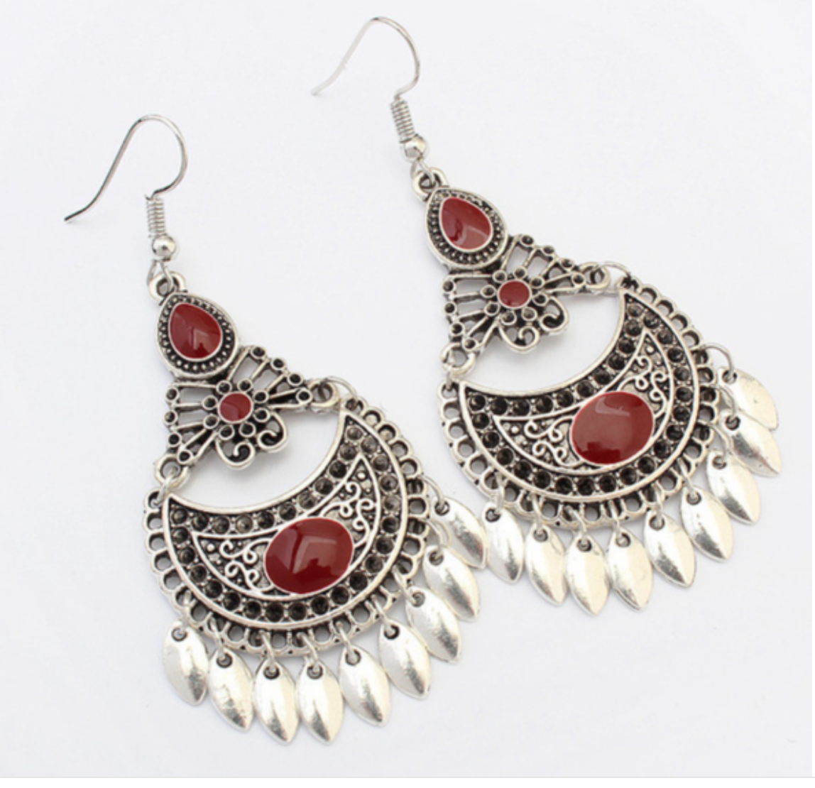 Zana Dangle Earrings - SOLD OUT