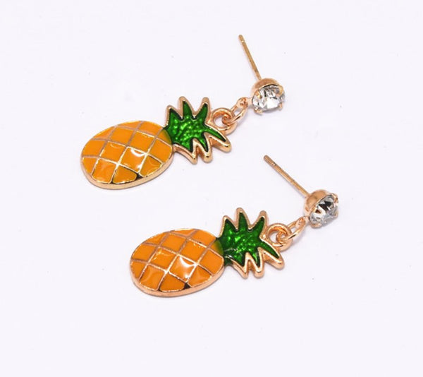 Pineapple Earrings