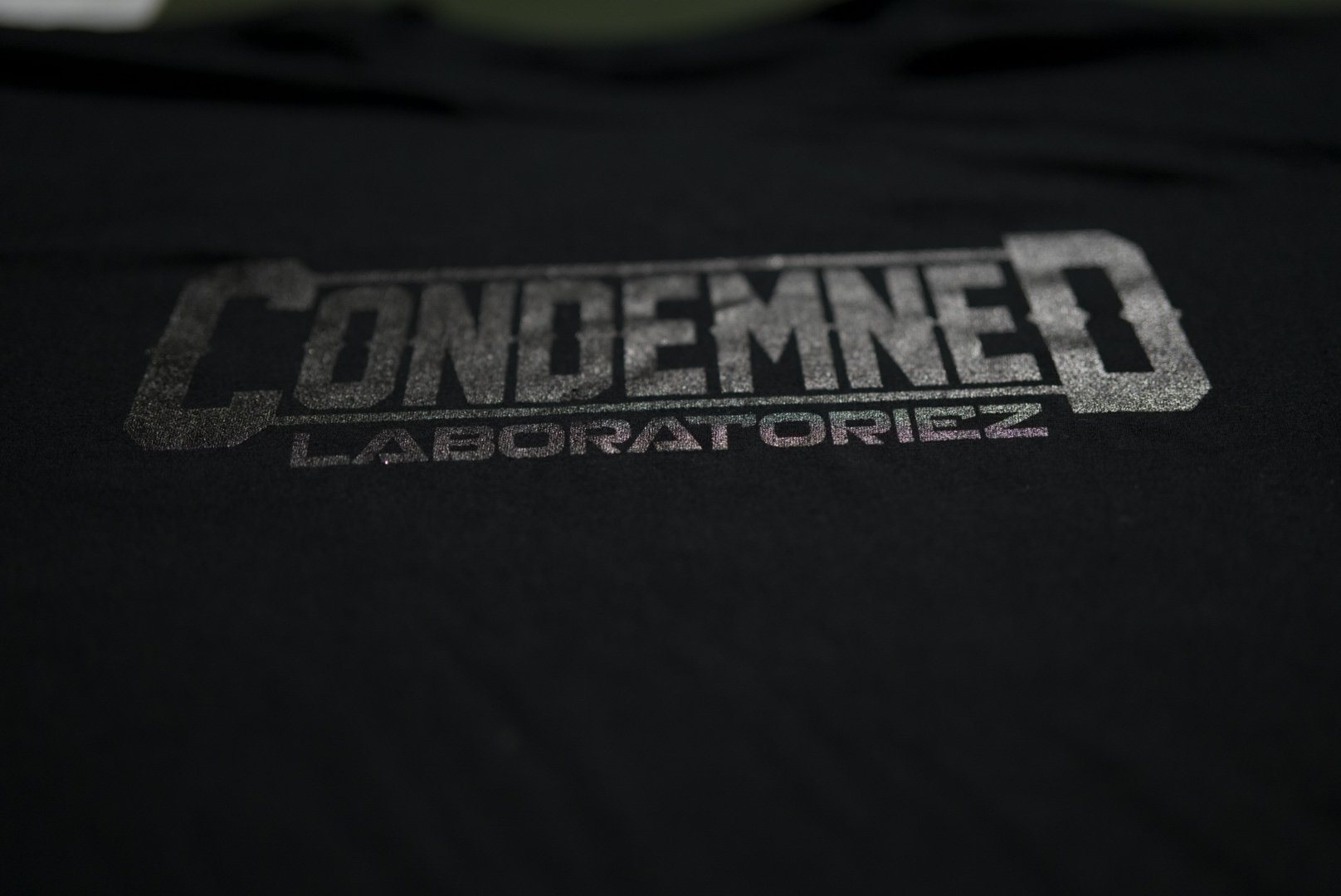 Black Friday Exclusive T-Shirt Condemned Labz