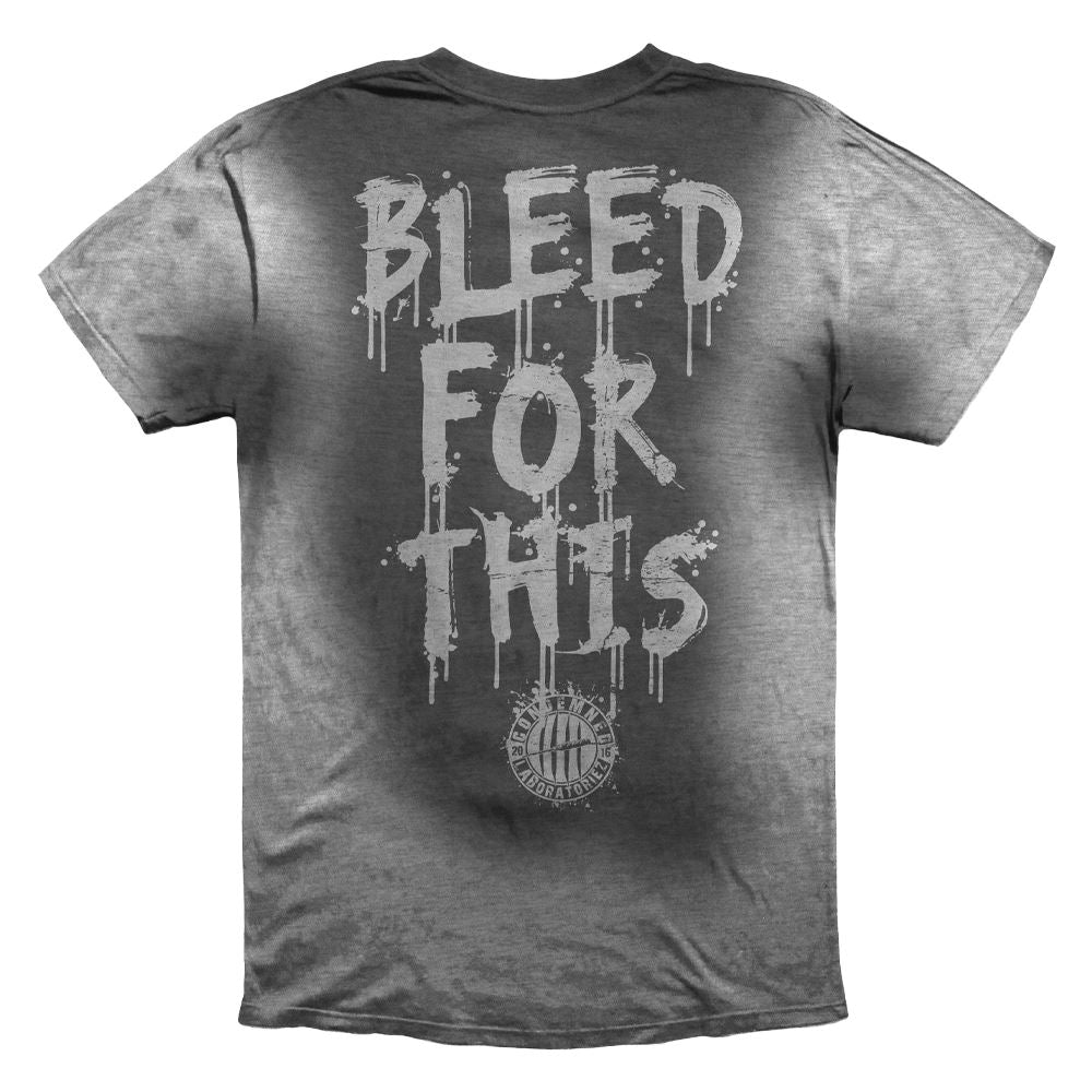 BLEED FOR THIS T-SHIRT APPAREL Condemned Labz SMALL