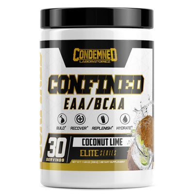 Confined EAA/BCAA Recovery Condemned Labz Coconut Lime
