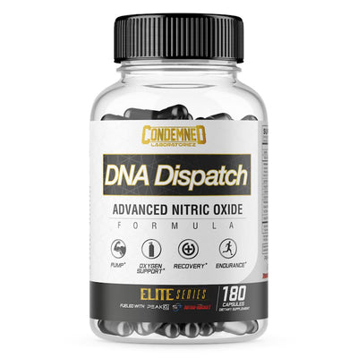 DNA Dispatch Pre workout Condemned Labz