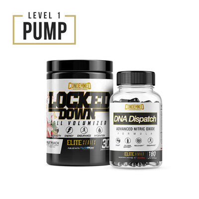 Level 1 Pump (Option 2) Condemned Labz