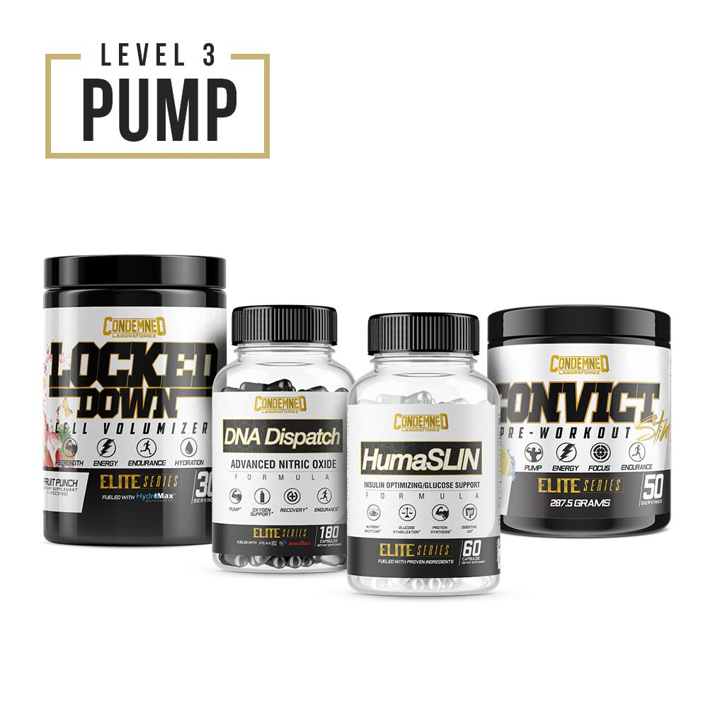 Level 3 Pump Condemned Labz
