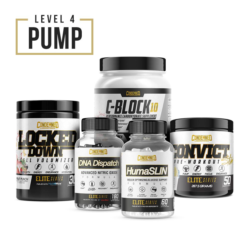 Level 4 Pump Condemned Labz