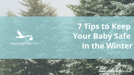 7 Tips to Keep Your Baby Safe In the Winter