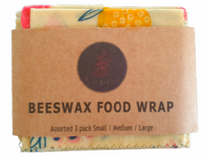 Fruit Beeswax Wraps Set