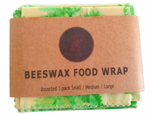 Leaves Beeswax Wraps Set