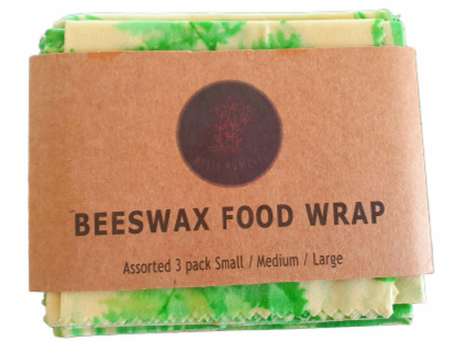 Leaves Beeswax Wraps