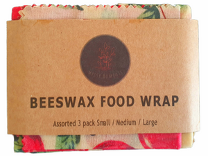 Cherries Beeswax Wraps Set