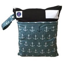 Load image into Gallery viewer, Anchors waterproof wet bag