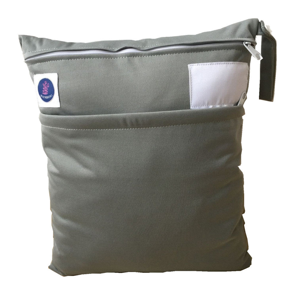 Grey waterproof wet bag