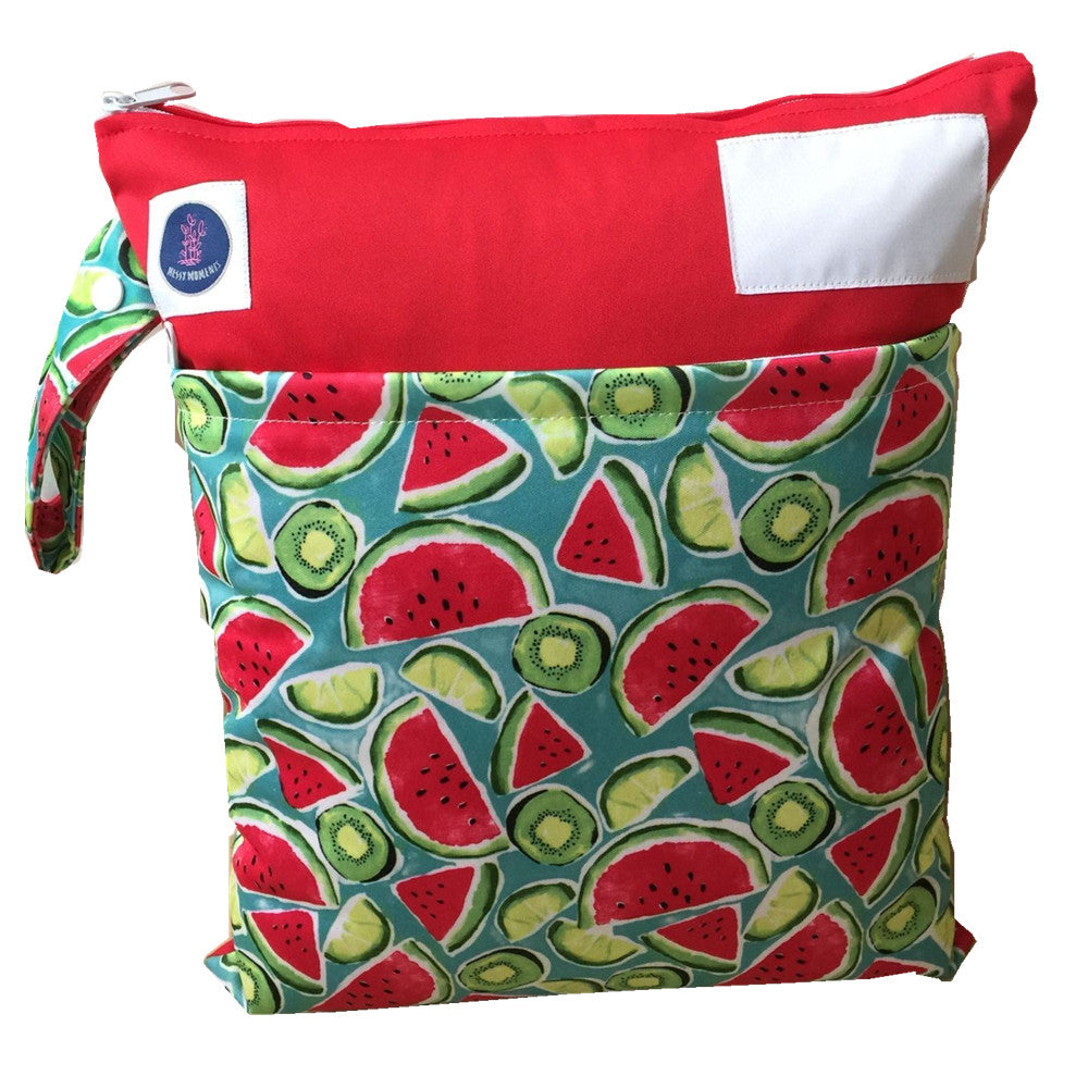 Watermelon waterproof wet bag
