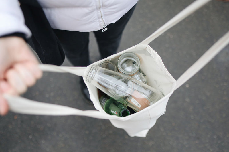 Make the shift, ditch the plastic