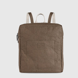 Voyager Backpack - Brown - inkahaani