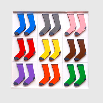 Sock Twin Colours - inkahaani