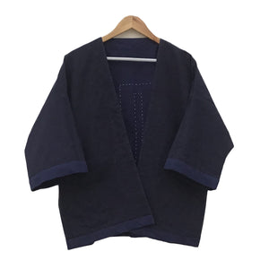 Midnight Kimono Jacket - Patch o'ver Patch - inkahaani