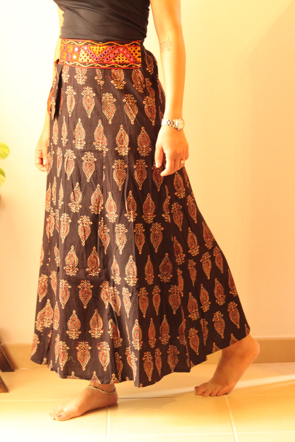 Long Skirt - inkahaani