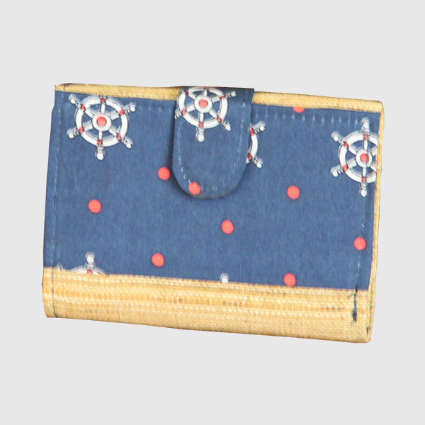 Dainty Blue wallets - inkahaani