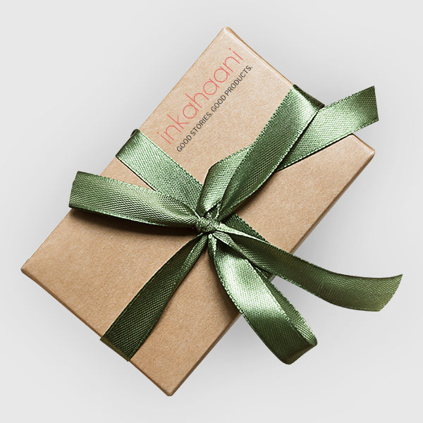 Gift wrapping - inkahaani