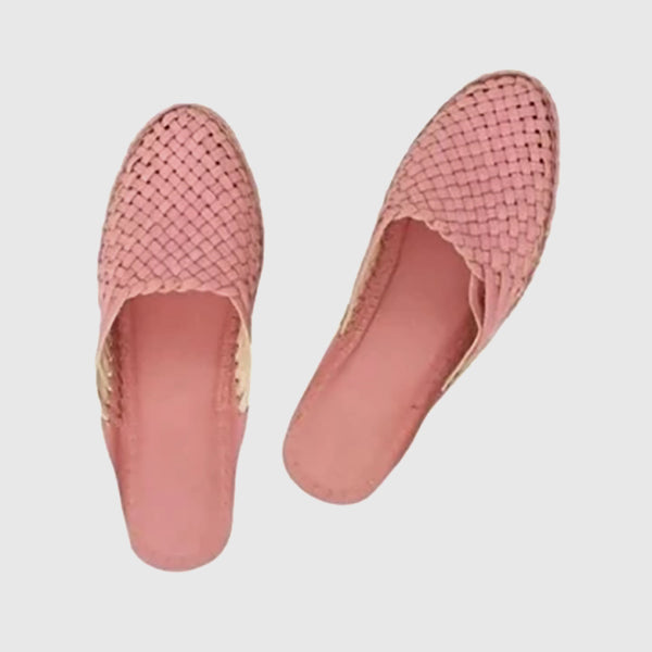 Handmade Kolhapuri Shoes for Women - inkahaani