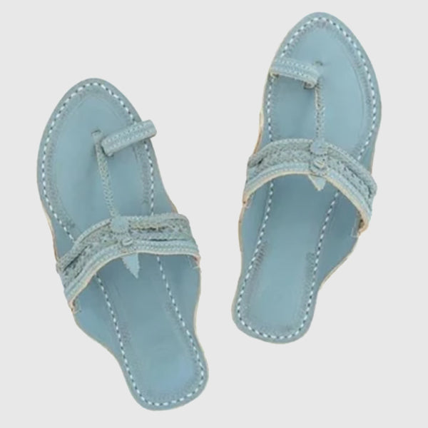 Handmade Kolhapuri Sandals for Women - inkahaani