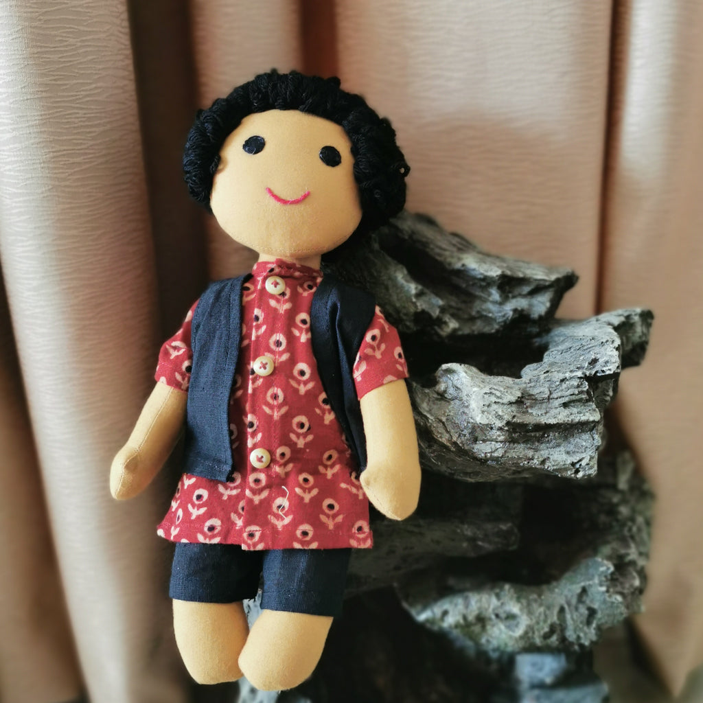 Bollywood Raj Doll - inkahaani