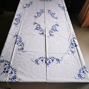 Blue and white, all time fav - inkahaani