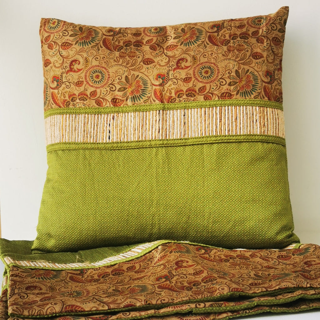 Cushion Cover - Fern - inkahaani