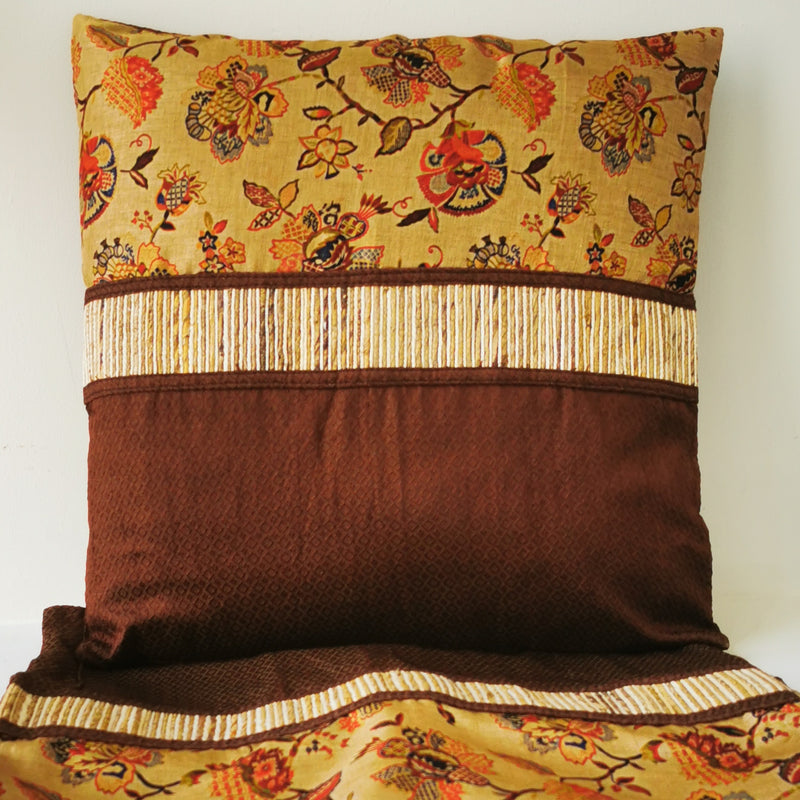 Cushion Cover - Earthye - inkahaani