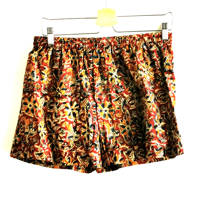 May Flower Shorts - inkahaani