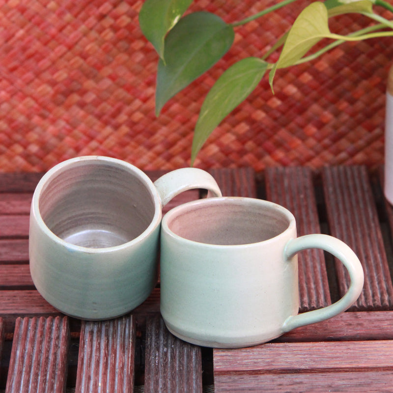 Mugs/Cups (Set of 2) - inkahaani