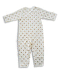 Lil Dottie, Sleepsuit, Brown - inkahaani