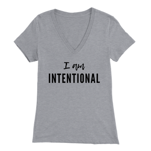 For the Tribe: I am Intentional