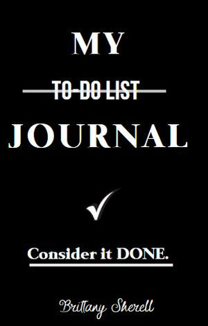 My To-Do List Journal