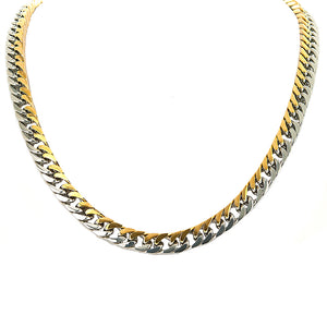 Arena Steel Collection Necklace