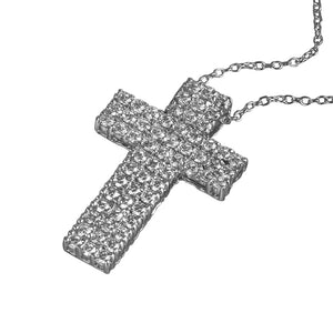 Aristo Cross Rhodium