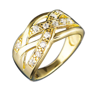 Gold Allure Ring