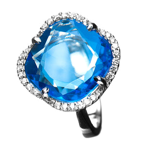 Ice Lake Collection Ring