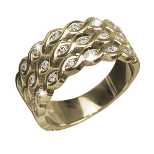 Ipanema Gold Collection Ring