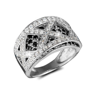 Destiny Criss Cross Ring