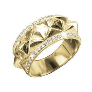 Luxor Gold Ring