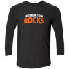 The Best Baseball Tee - Momentum Rocks!