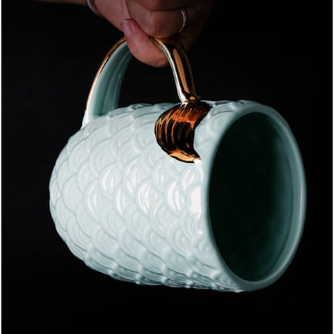 Image of Mermaid Coffee Mug