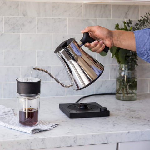 Stagg EKG Electric Pour-Over Coffee & Tea Kettle